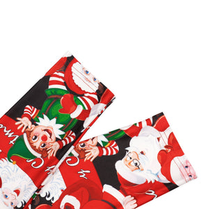 Women Ugly Christmas Xmas Leggings Funny Tights Leggings