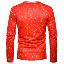 Load image into Gallery viewer, 3D Fake Muscle Men Christmas Long Sleeve T-shirt Top