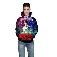 Load image into Gallery viewer, Fashion 3D Stranger Things Unisex Hoodie
