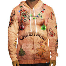 Load image into Gallery viewer, Sexy Christmas Hoodie