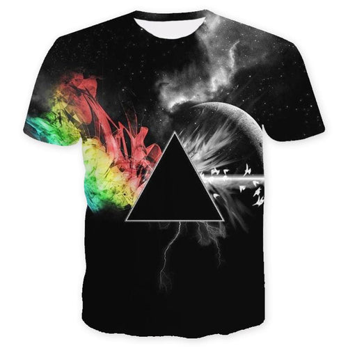 Pink Floyd The Dark Side Of The Moon Shirt Top