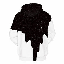 Load image into Gallery viewer, Printed milk cup 3D sweater Hoodie