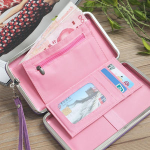 Kelly Belly Multifunction Mobile Phone Bag Wallet Card Bag Coin Purse Card Holder