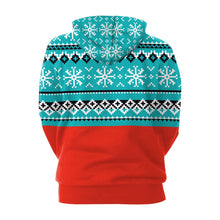 Load image into Gallery viewer, Women Christmas Snowman Print Ladies Hoodie