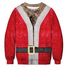 Load image into Gallery viewer, Digital Print Christmas Outfit Sweatshirt