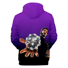 Load image into Gallery viewer, 3D Fortnite Printed Pullover Hoodie Long Sleeve Casual Sweatshirts Jacket Outerwear Coat