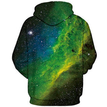 Load image into Gallery viewer, 3D Galaxy Hoodie Unisex Casual Sweatshirt Hoodie