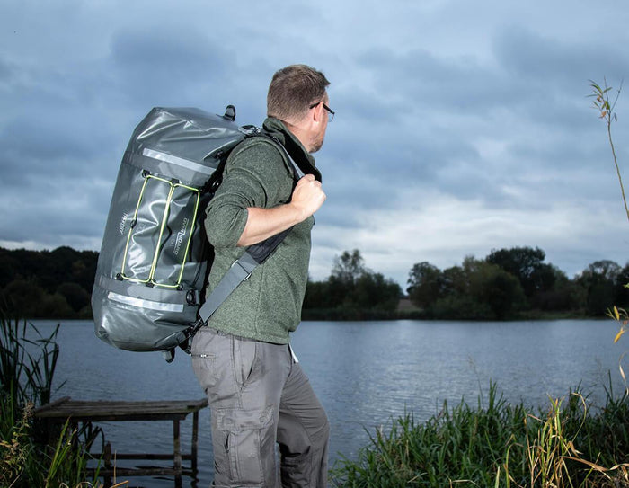 TrekDry™ Waterproof Duffel Bag - 90 Litres