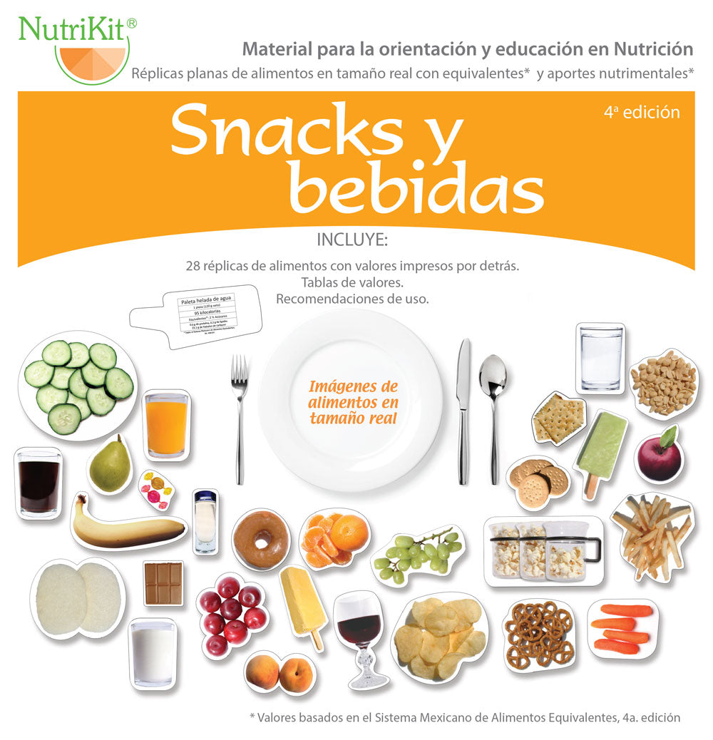 nutrikit snacks