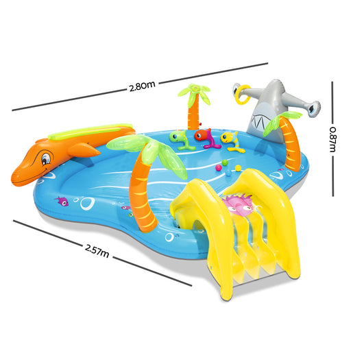 Bestway™ Sea Life Inflatable Play Centre | FREE DELIVERY