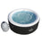 Bestway™ 2-4 Adult Inflatable Spa - Black | FREE DELIVERY