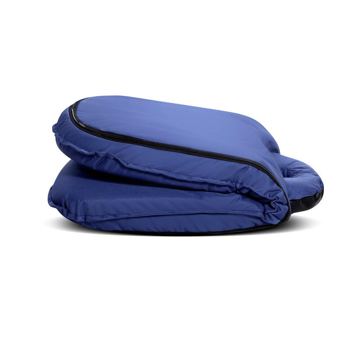 Foldable Beach or Pool Picnic Seat - Navy | FREE DELIVERY