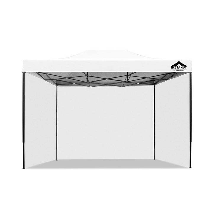 Instahut™ 3x4.5m Outdoor Gazebo - White | FREE DELIVERY