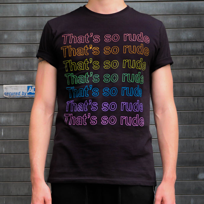 That's So Rude Pride T-Shirt