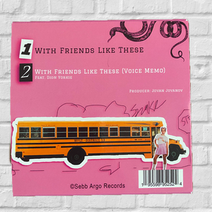 Signed With Friends Like These (Deluxe CD)
