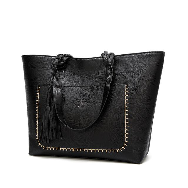 Sac Biggy Noir - Elisa.Paris