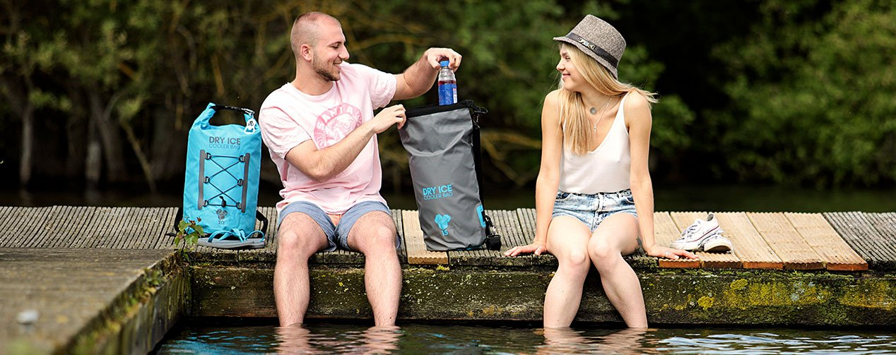 Dry Ice Cooler Bags & Backpacks
