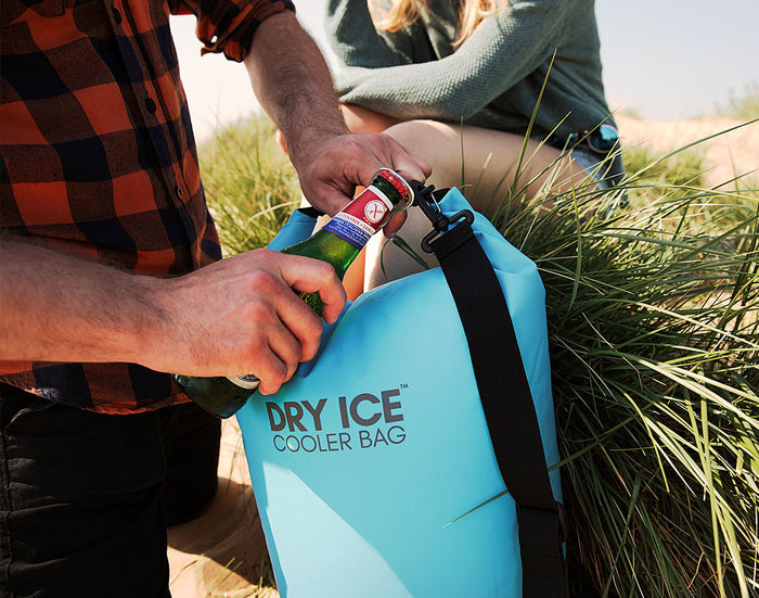Waterproof Dry Ice™ Cooler Bag - 30 Litres