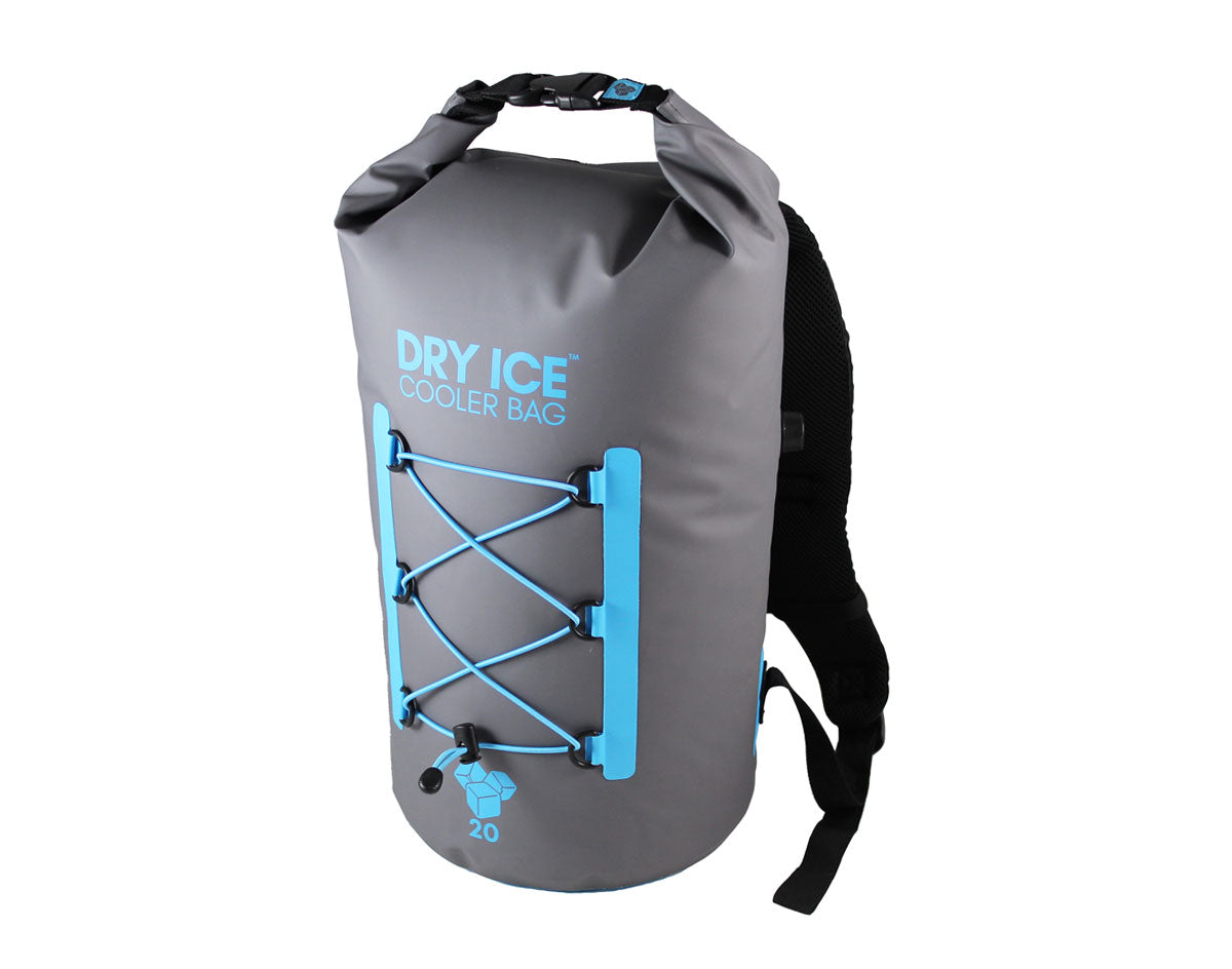 Dry Ice Cooler Backpack - 20 Litres | D003GRY