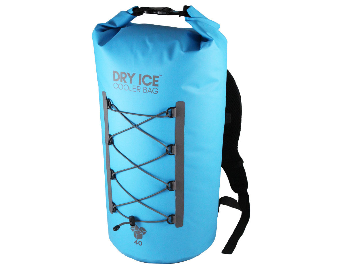 Dry Ice Cooler Backpack - 40 Litres | D004T