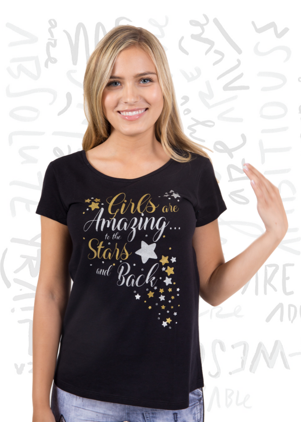Amazing Girls T-Shirt