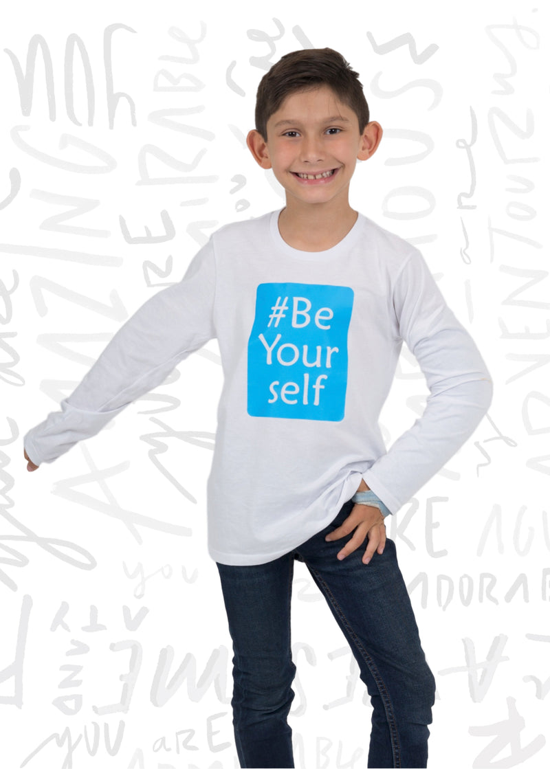 #BE YOURSELF T-Shirt