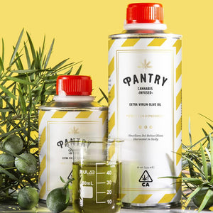 Pantry Presents: Limited-Edition Signature Series Infused EVOO