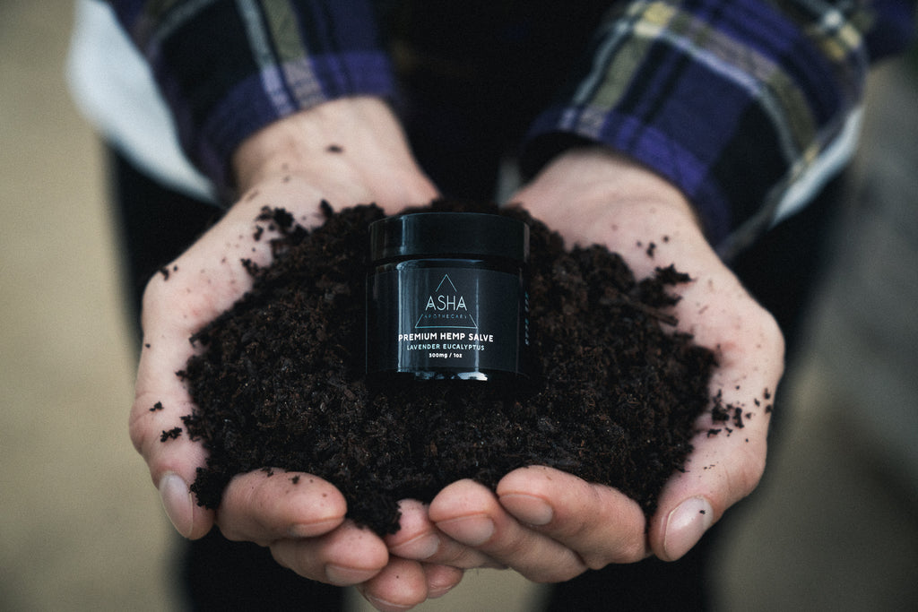 Products Made from Responsibly Sourced Ingredients with Sustainable Cultivation