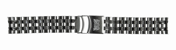 Stainless Steel 20mm Bracelet - Surplus Stock to Clear