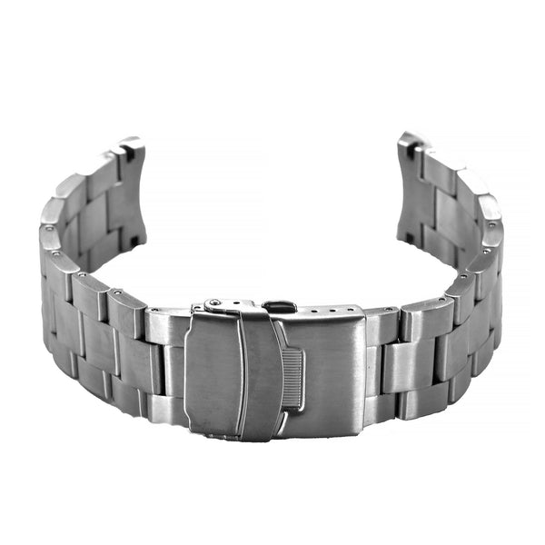 Stainless Steel 20mm Bracelet to fit MWC, MIL and Many Other Divers Watches