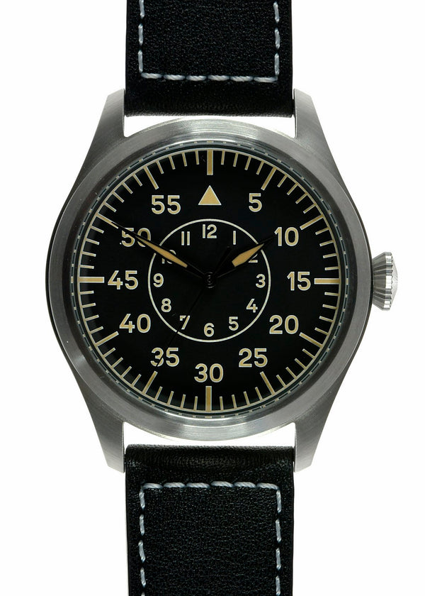 MWC Classic 46mm Limited Edition XL Luftwaffe Pattern Military Aviators Watch - Ex Display Watch