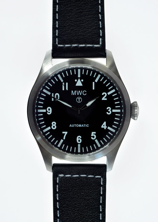 MWC 1940s Pattern Classic 46mm Limited Edition XL Military Pilots Watch - Ex Display from a Trade Show