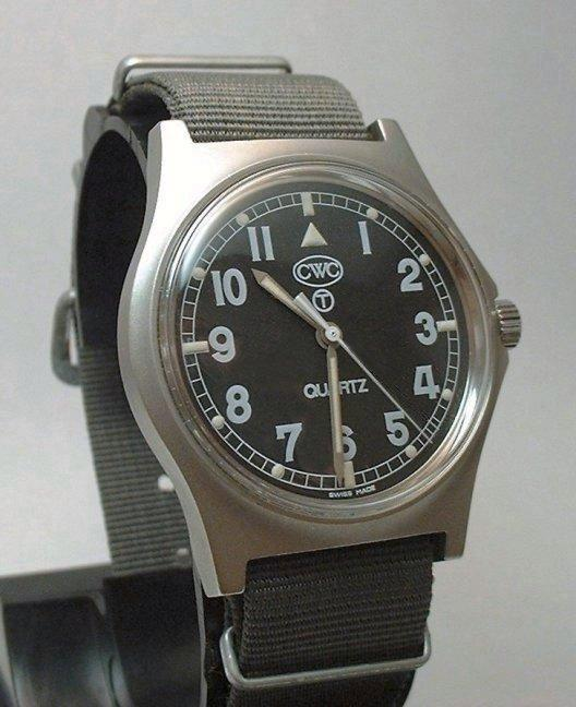 Ex Issue CWC G10 Military Watches Very Clean Condition