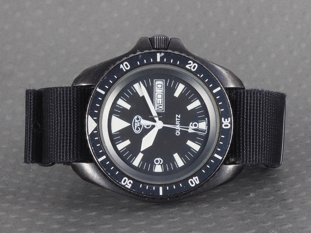 Ex Issue CWC PVD SBS Divers Watch Very Clean Condition