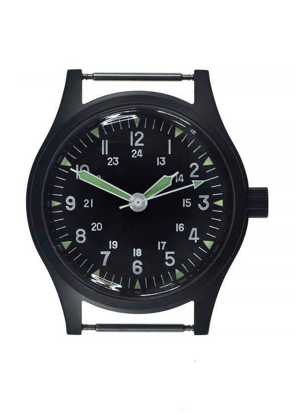 MWC PVD LTD Edition GG-W-113 Vietnam Watch (24 Jewel Automatic) Pre-Production Sample Save 50% Off Normal Price