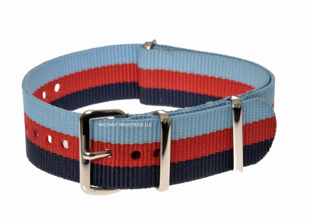 "18mm ""Help for Heroes Pattern"" Military Watch Strap"