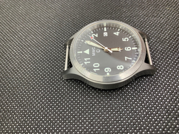 MWC Mk III Stainless Steel 1950's Pattern 100m Water Resistant Automatic Military Watch - Runs but Might Need a Service