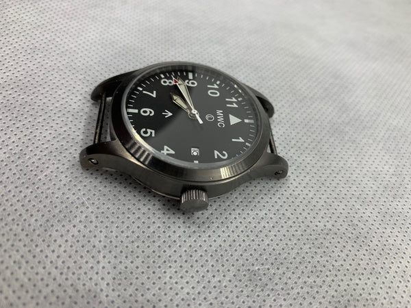 MWC MKIII (100m) Automatic Ltd Edition in Gunmetal - Needs Attention/Service