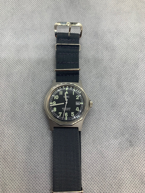 Brand New 1991 Pattern MWC G10 50m (165ft) Water Resistant NATO Pattern Military Watch - Not Running Very Likely just a battery issue