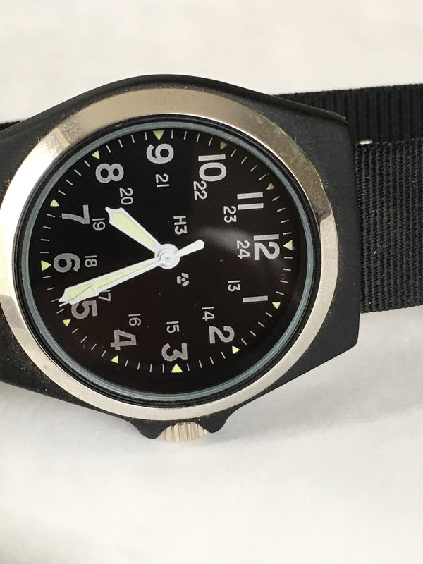 MWC Classic MKVI 1980's Pattern Pattern Military Watches (Clean as in images)