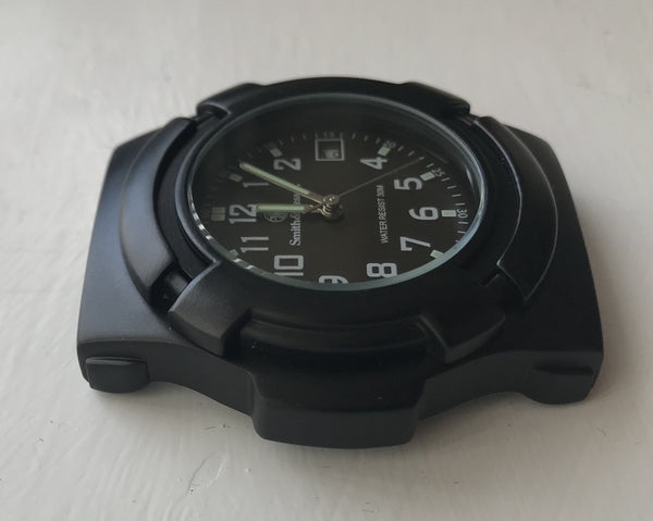 Smith & Wesson Men's Black Lawman Watch - Possible Fault but Running