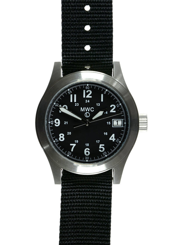 MWC Classic 100m Water Resistant General Service Watch with 24 Jewel Automatic Movement (Ex Display Watch from Trade Show)