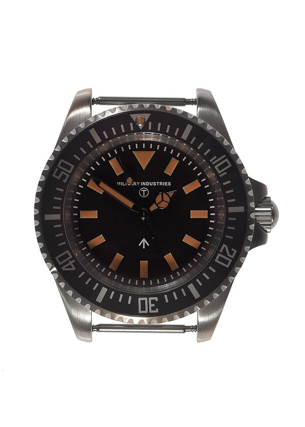Military Industries 1982 Pattern 300m Water Resistant Military Divers Watch Without Date Window (Automatic) Ex Display Watch from Shot Show in Las Vegas save €275.00 / £245.00 off retail price