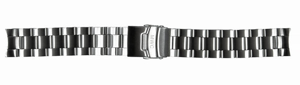 MWC Stainless Steel 20mm Bracelet to fit MWC 300m Divers Models