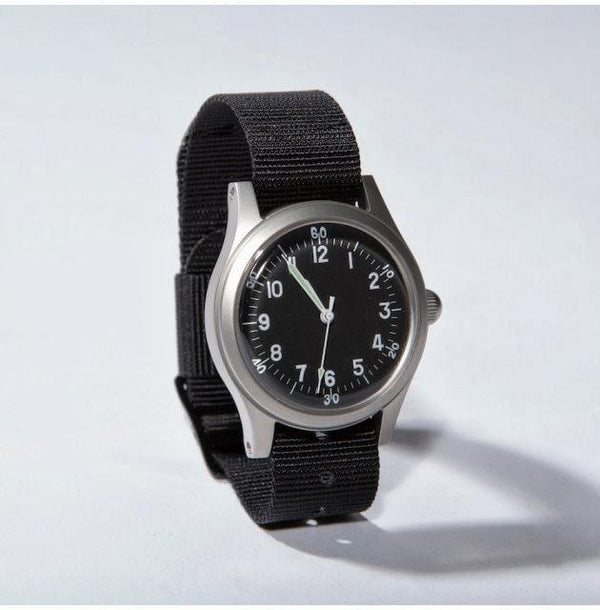 A-11 1940s WWII Pattern Military Watch (Automatic) - Running but Needs A Checkover