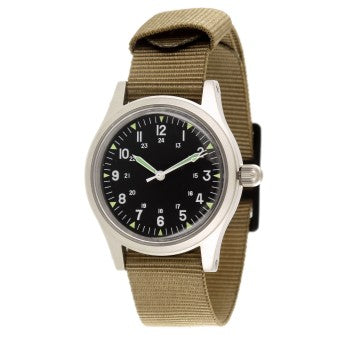 GG-W-113 US 1960s Pattern Military Watch (Automatic) Brand New But Faulty