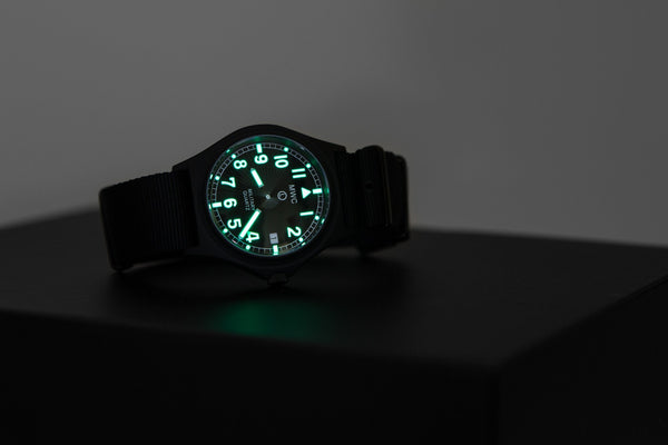 MWC G10 50m PVD Stealth with Battery Hatch