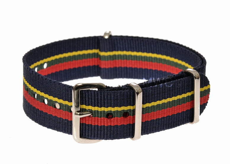 20mm Royal Marines NATO Military Watch Strap