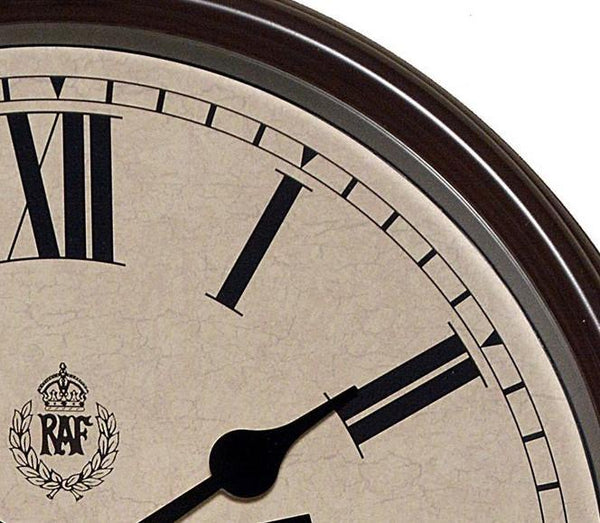 Royal Air Force 1940 Battle of Britain Pattern Replica Wall Clock 12