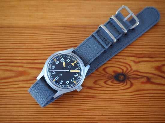 MWC W10 1970s Pattern 24 Jewel Automatic Military Watch - Fault if Any Unknown Running and Looks New